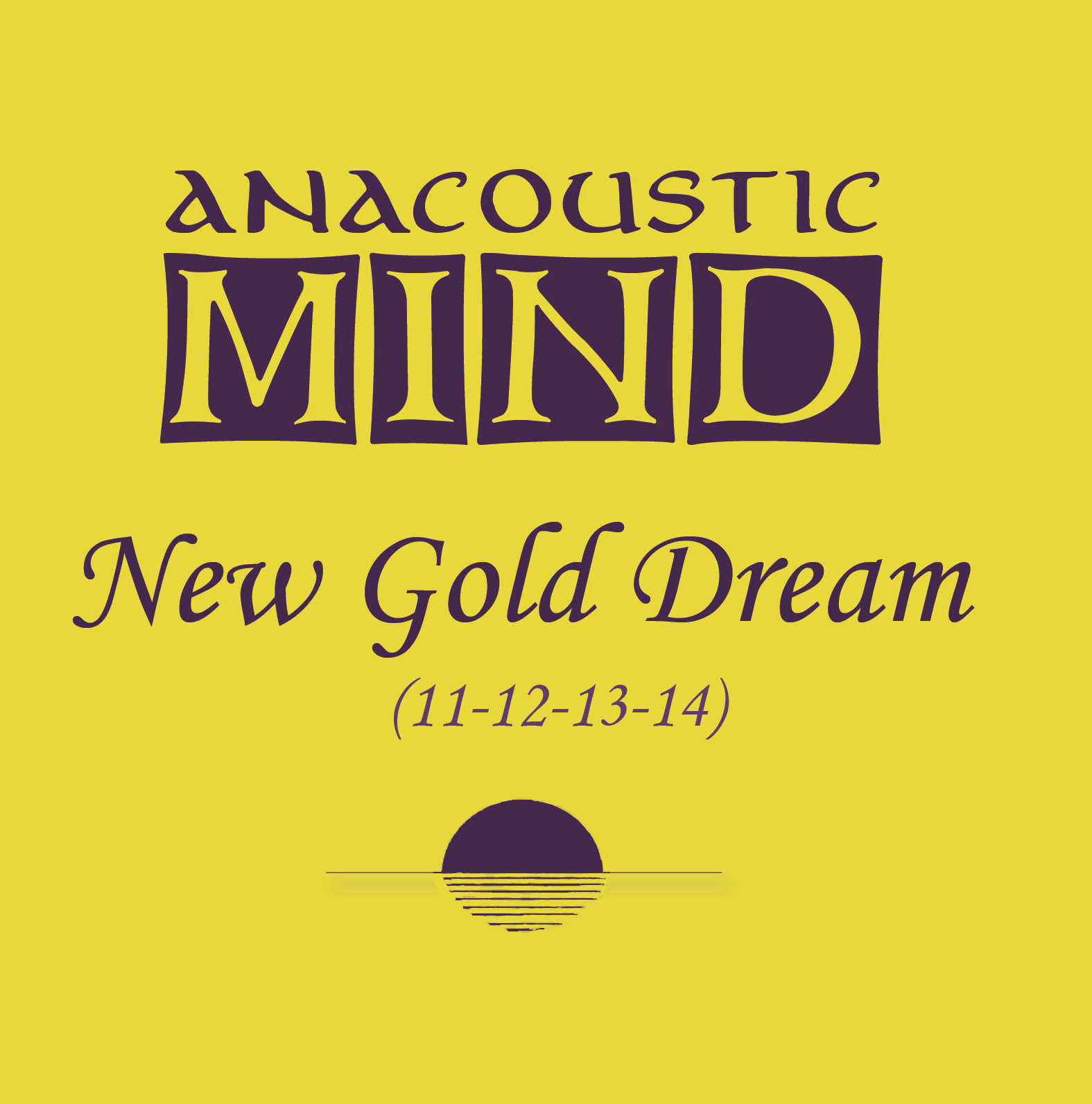 New Gold Dream (11-12-13-14)