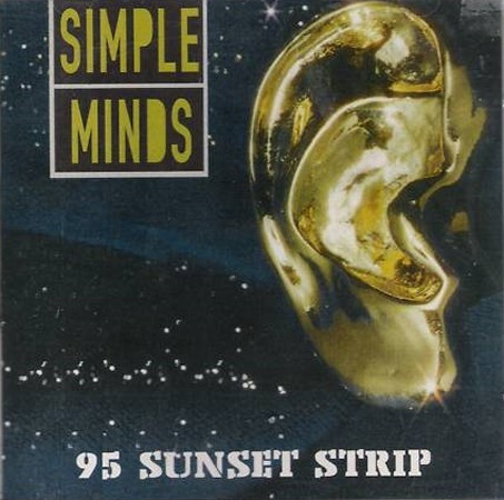 95 Sunset Strip - CD album (ref: PRO 595)
