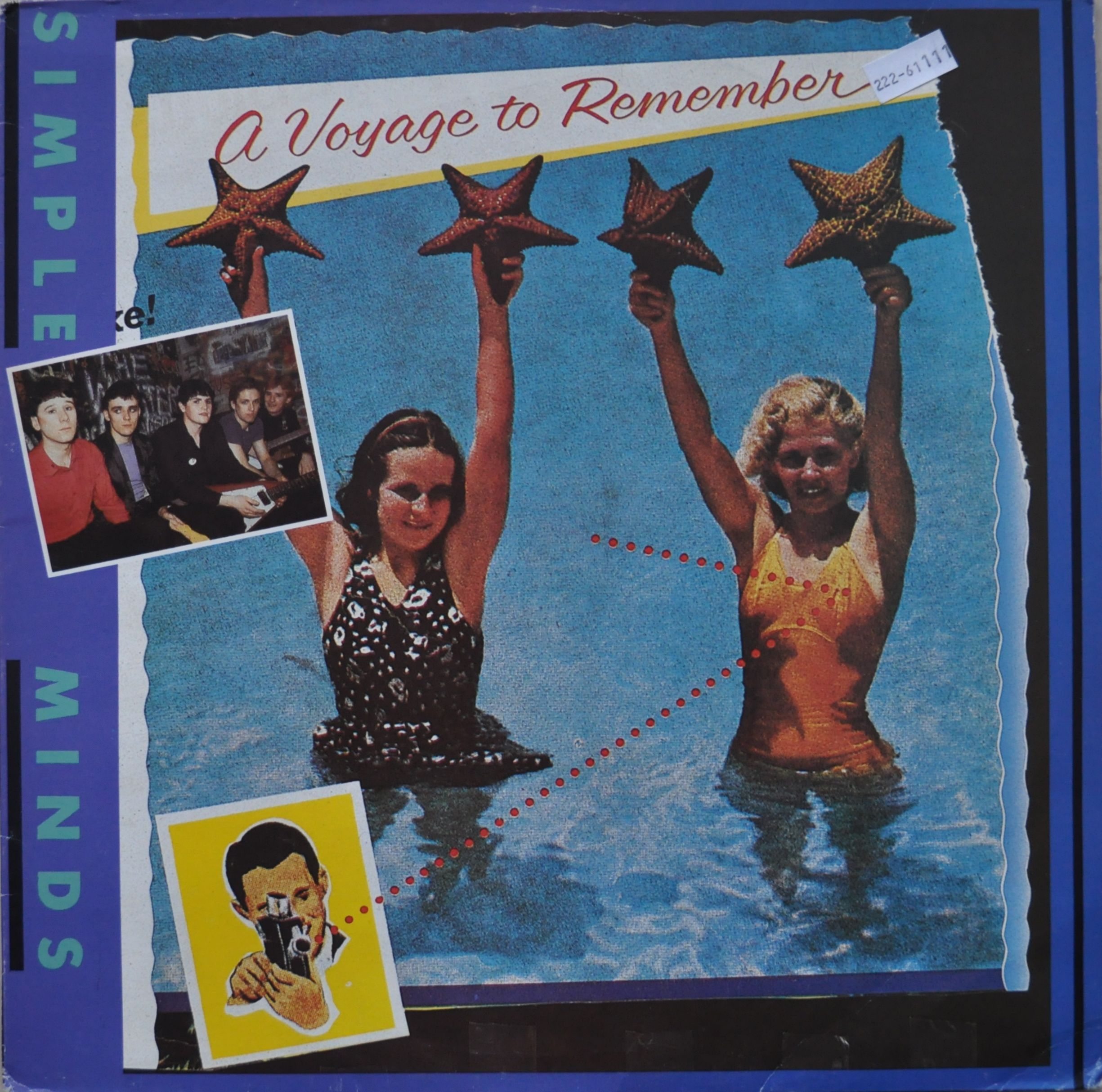 A Voyage To Remember - LP (33 tours) (ref: Mixeye Records 82-0220)