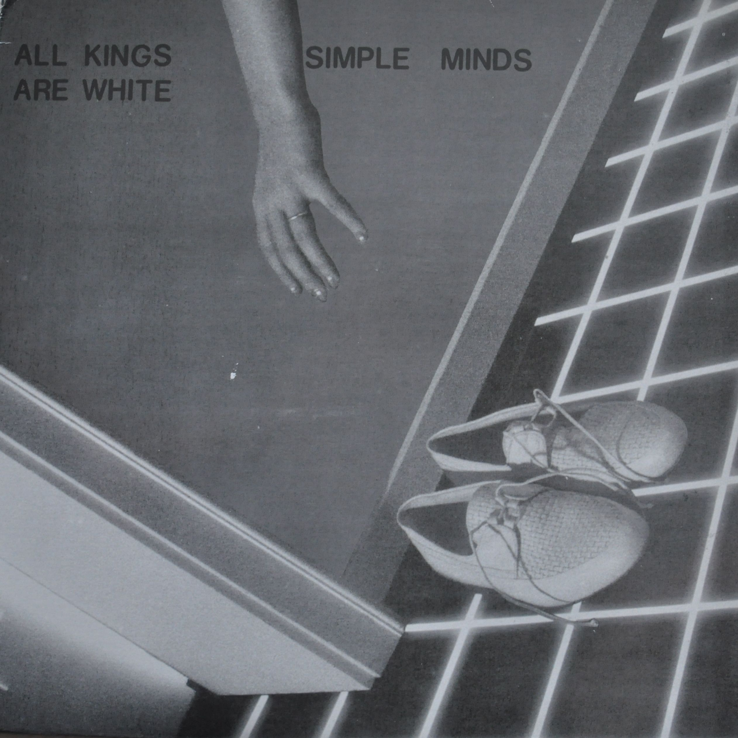 All Kings Are White - LP (33 tours)