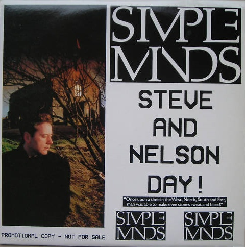 Steve and Nelson Day !