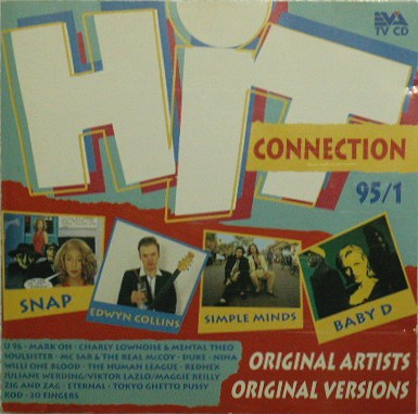Hit Connection 95/1 - CD album (ref: 7432 1 26023 2)