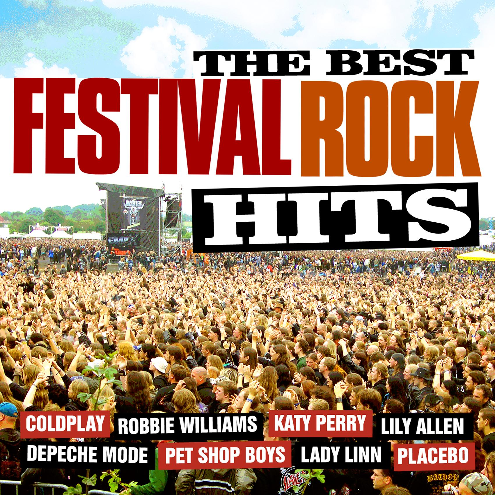 The Best Festival Rock Hits
