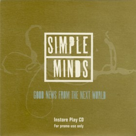 Good News From The Next World - CD album (ref: Minds 95) - Cardsleeve
