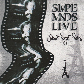 Don't Forget Paris - CD album (ref: OXY 040)