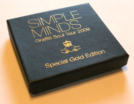 Graffiti Soul Tour 2009 - Special Gold Edition - USB key