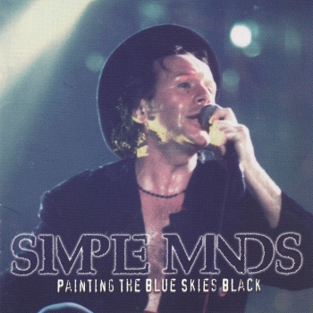 Painting The Blue Skies Black - CD album (ref: OXY 005)