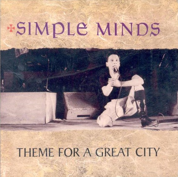 Theme For A Great City - 2 x CD album (ref: UPBEAT 29/30)
