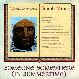 Someone, Somewhere (In Summertime)