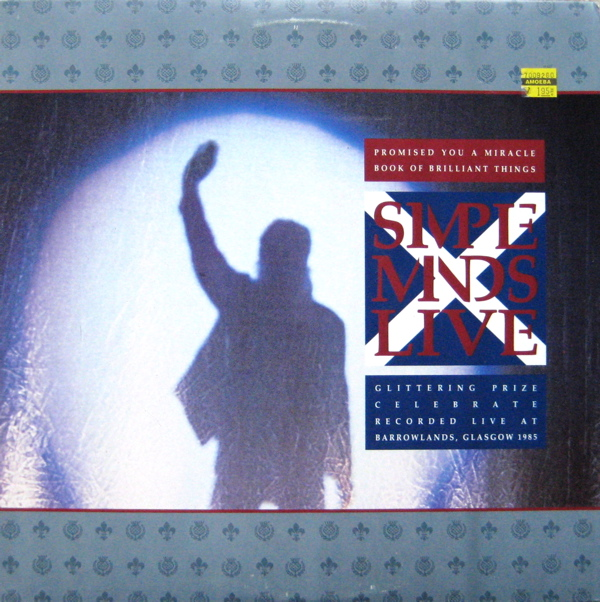 "12"" single (maxi 45 tours) - Sleeve manufactured in the UK"