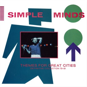Themes For Great Cities - LP (33 tours) (ref: TEES 102)